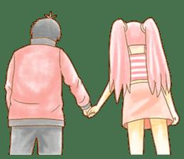 About love love love sticker #2885688