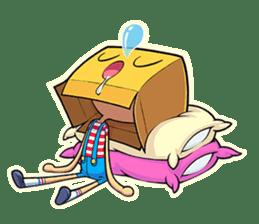 Introducing Box Box sticker #2891445