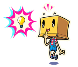 Introducing Box Box sticker #2891452