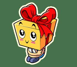 Introducing Box Box sticker #2891456