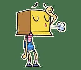 Introducing Box Box sticker #2891470