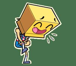 Introducing Box Box sticker #2891473