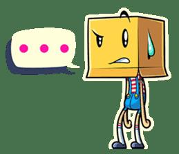 Introducing Box Box sticker #2891474