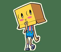 Introducing Box Box sticker #2891482