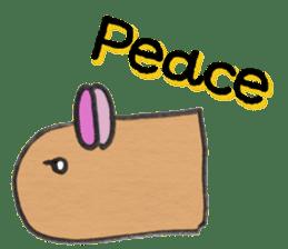 Pigeon Thumb Stickers sticker #2894268
