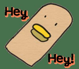 Pigeon Thumb Stickers sticker #2894271