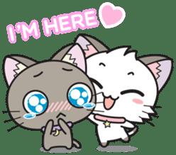 Hoshi & Luna Diary 5 sticker #2898315