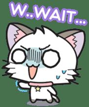 Hoshi & Luna Diary 5 sticker #2898324