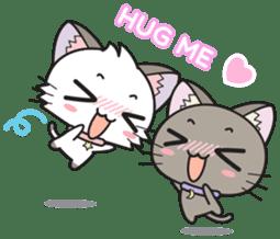 Hoshi & Luna Diary 5 sticker #2898331
