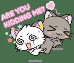 Hoshi & Luna Diary 5 sticker #2898333