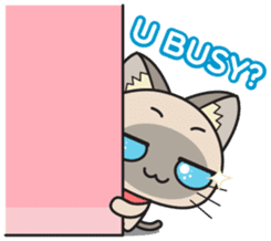 Hoshi & Luna Diary 5 sticker #2898347