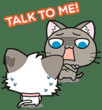 Hoshi & Luna Diary 5 sticker #2898348