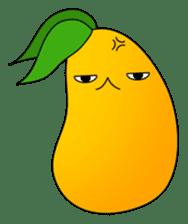 Sweet Jelly mango sticker #2898376