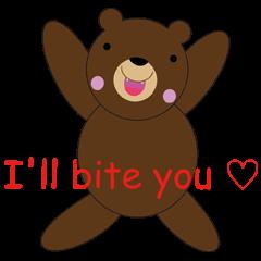 Adorable Trouble Bear English version