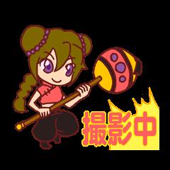 Cosplayer Daiba-chan