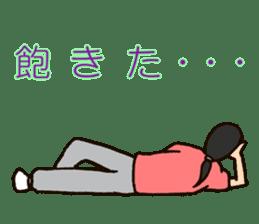 Cosplayer Daiba-chan sticker #2910283