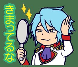Cosplayer Daiba-chan sticker #2910299