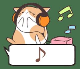 a Balloon Chatty Cat sticker #2912759