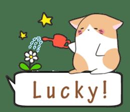 a Balloon Chatty Cat sticker #2912770