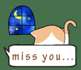 a Balloon Chatty Cat sticker #2912771