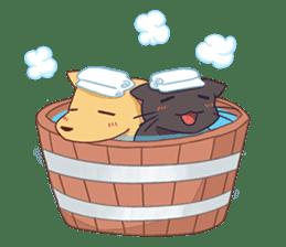 Dango & Mimin sticker #2913708
