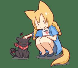 Dango & Mimin sticker #2913709