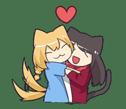Dango & Mimin sticker #2913727