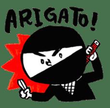 ARIGATO, Japanese thankful stickers! sticker #2915974