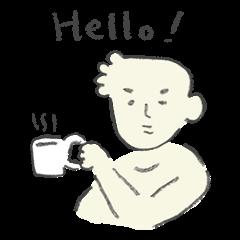 Mr.Coffee and Ms.Tea