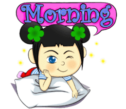 Muay YOK-YOK (English version) sticker #2925084