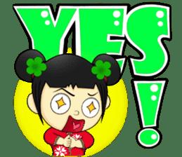 Muay YOK-YOK (English version) sticker #2925088