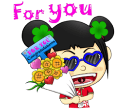 Muay YOK-YOK (English version) sticker #2925092