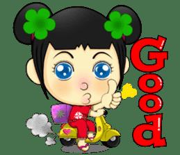 Muay YOK-YOK (English version) sticker #2925094