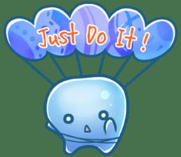 Mr.Tooth 2 sticker #2934738