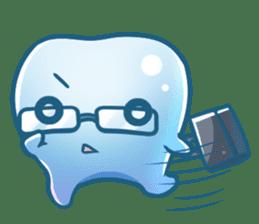 Mr.Tooth 2 sticker #2934747