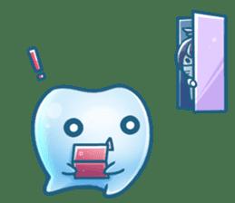 Mr.Tooth 2 sticker #2934754
