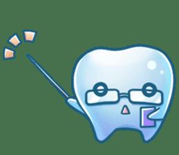 Mr.Tooth 2 sticker #2934755