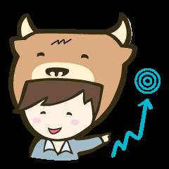 Bullish & bearish trader
