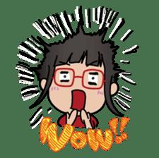 MEGUMI sticker #2940981