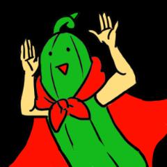 Cucumberman