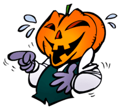 WanMonstaz - Your Cartoon Spooks sticker #2947691