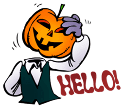 WanMonstaz - Your Cartoon Spooks sticker #2947694