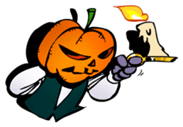 WanMonstaz - Your Cartoon Spooks sticker #2947697