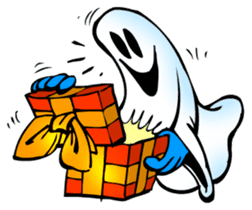 WanMonstaz - Your Cartoon Spooks sticker #2947708