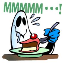 WanMonstaz - Your Cartoon Spooks sticker #2947709