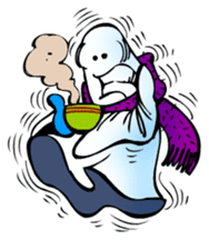 WanMonstaz - Your Cartoon Spooks sticker #2947714