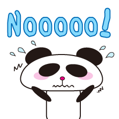 Relax Panda(English)