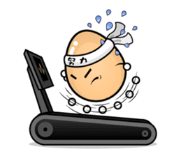 Mr. Yolk's Eggly Life (Chapter 1) sticker #2952020