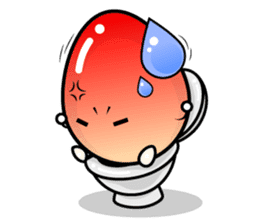 Mr. Yolk's Eggly Life (Chapter 1) sticker #2952023