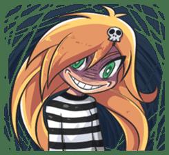 Lily & Marigold (Part Rampage) sticker #2953313